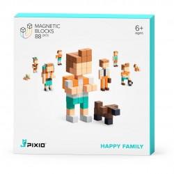 Klocki Pixio Happy Family |...