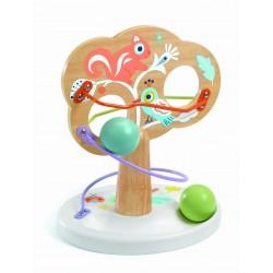 Zabawka wczesnor.drewniane...