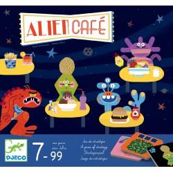 Gra planszowa ALIEN CAFE