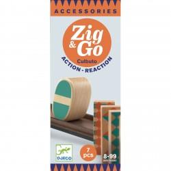 Zestaw Zig & Go-7 elementów