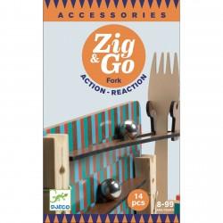 Zestaw Zig & Go-14 elementów