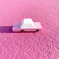 Candylab Samochód Drewniany...