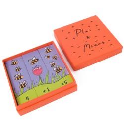 Puzzel Plus & Minus