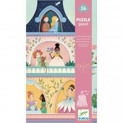 Djeco Puzzle kartonowe...