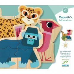 Djeco Magnetyczne puzzle...