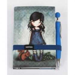 Notes z długopisem You