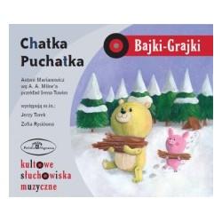 Bajki-Grajki Chatka Puchatka