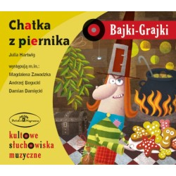 Bajki-Grajki Chatka z Piernika
