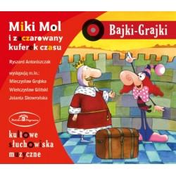 Bajki-Grajki Miki Mol i Zaczarowany Kuferek Czasu