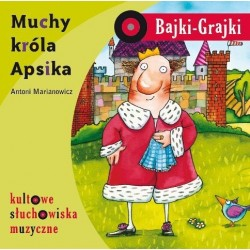 Bajki-Grajki Muchy Króla Apsika