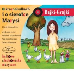 Bajki-Grajki O Krasnoludkach i Sierotce Marysi