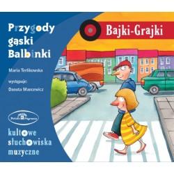 Bajki-Grajki Przygody Gąski Balbinki