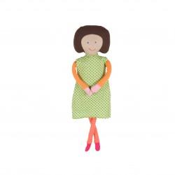 Lalka Lea brunetka