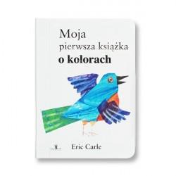 Moja pierwsza książka o kolorach