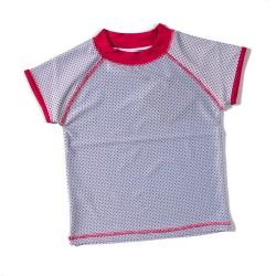 T-shirt Girl short sleeve Dot6Y