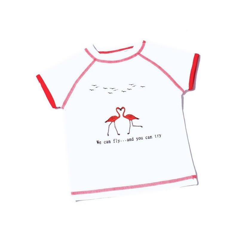 T-shirt Girl short sleeve Rit8Y