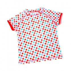 T-shirt Girl short sleeve Lily 4Y