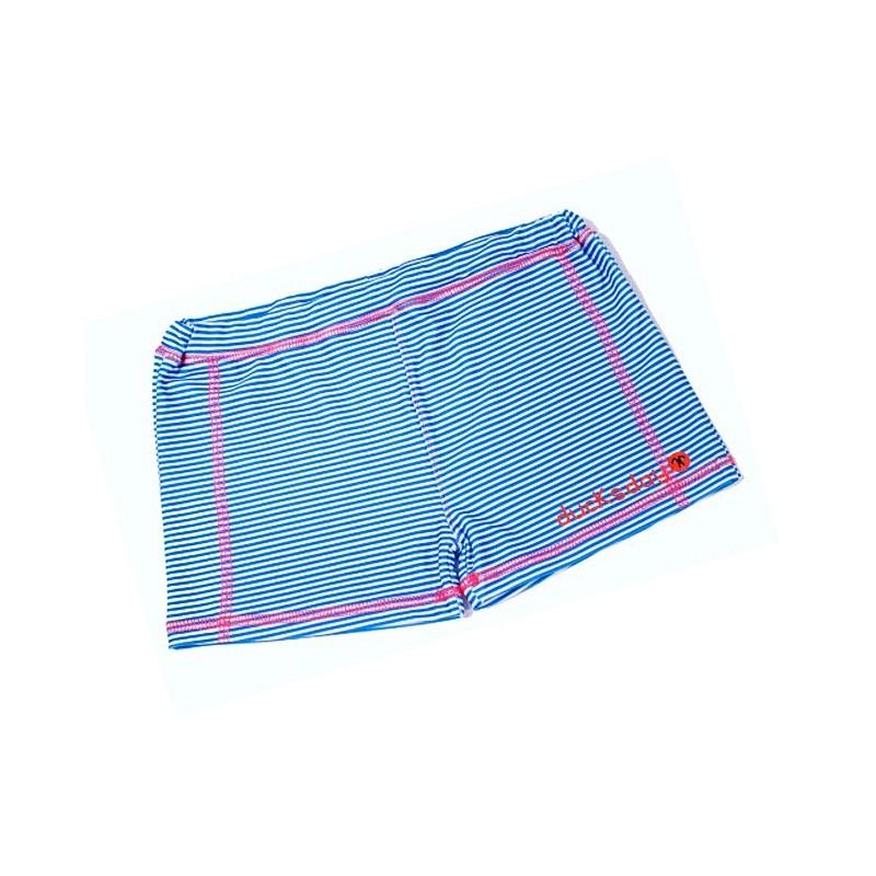 Swimming Trunk girls Blue Stripe 6Y