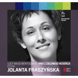 Ania z Zielonego Wzgórza Jolanta Fraszyńska