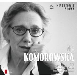 Tajemniczy ogórd Maja Komorowska