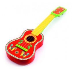 Djeco Drewniana gitara
