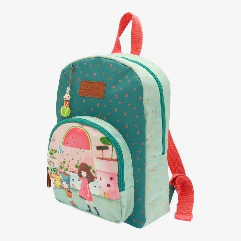 Santoro Kori Kumi mały plecak Melon Showers