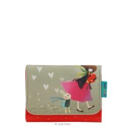 Santoro Kori Kumi portfel składany Gift of Friendship