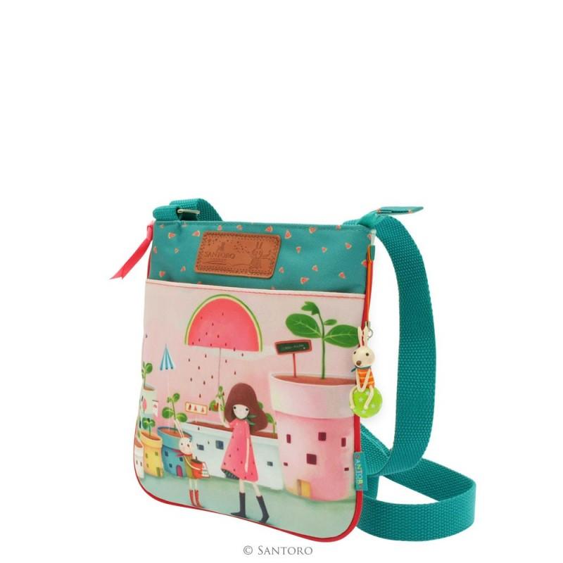 Santoro Kori Kumi  mała torebka na ramię-melon showers