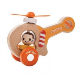 Plan Toys Drewniany Helikopter