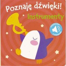 Poznaję Dźwięki! Instrumenty
