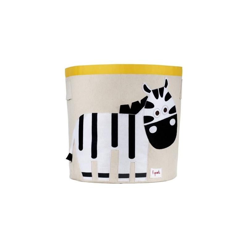 Kosz Na Zabawki Zebra