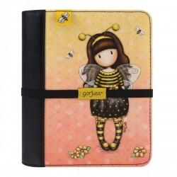 Santoro Dziennik - Gorjuss - Bee Loved (Just Bee-Cause)