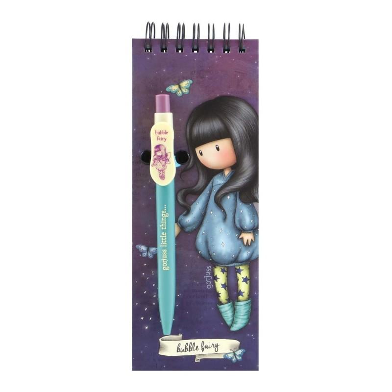 Santoro Gorjuss - Notes z Długopisem - Bubble Fairy