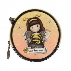 Santoro Gorjuss - Okrągła Torebka (mała) - Bee-Loved (Just Bee-Cause)