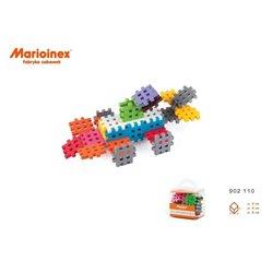Marioinex Klocki Wafle Mini 36 szt.