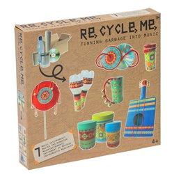 Re, cycle, me Zestaw Kreatywny - Muzyka