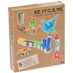Re, cycle, me Zestaw Kreatywny - Pociąg