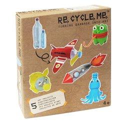 Re, cycle, me Zestaw Kreatywny - Samolot