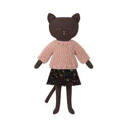 Maileg Maskotka Chatons Kitten Black
