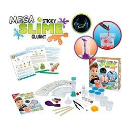 Djeco Mega lab Produkcja 20 Slime Glutów
