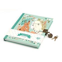 Djeco Sekretny pamiętnik LUCILLE