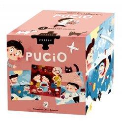 Pucio. Puzzle 3 w 1