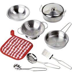 Goki Metalowe naczynia, garnki do gotowania