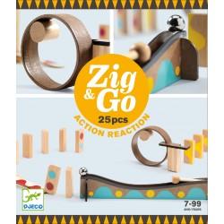 Djeco Zestaw Zig & Go-25...