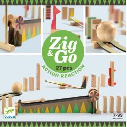 Djeco Zestaw Zig & Go-27...