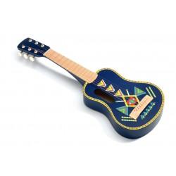 Djeco Gitara z metalowymi...